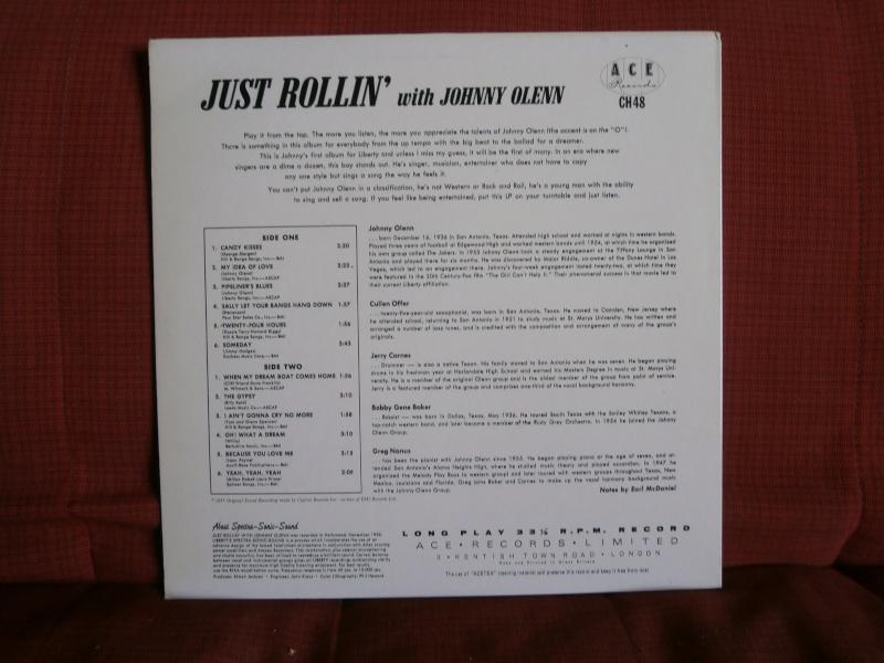 Les albums 33 tours classiques du rock des 1950's et 1960's - Classic Lp's of 1950's and 1960's rock - Page 3 P2210055