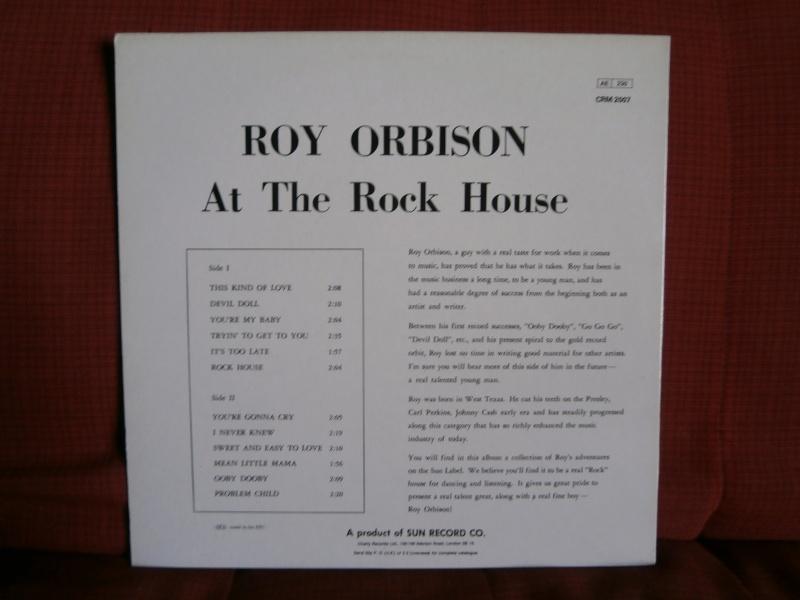 Les albums 33 tours classiques du rock des 1950's et 1960's - Classic Lp's of 1950's and 1960's rock - Page 3 P2210064