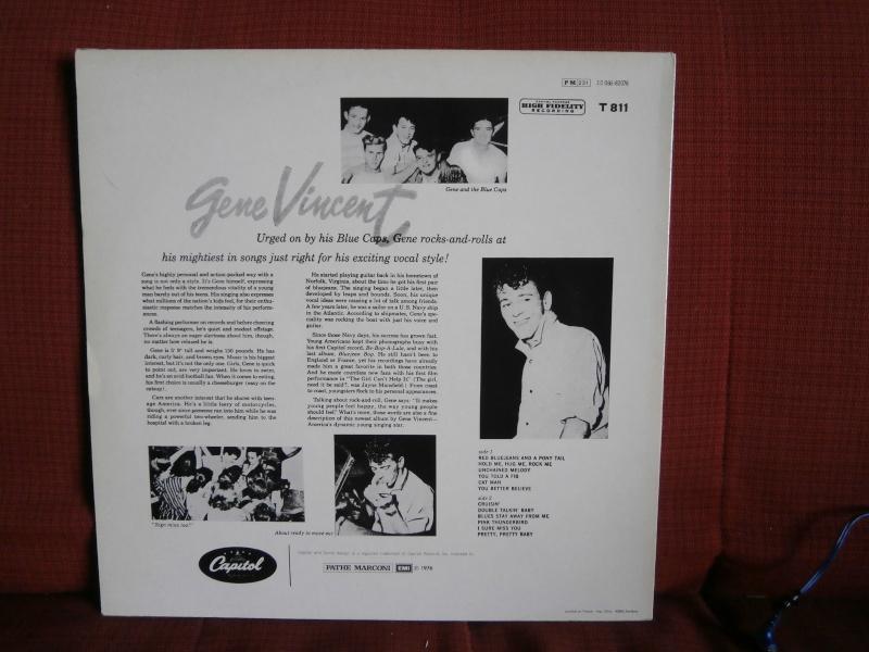 Les albums 33 tours classiques du rock des 1950's et 1960's - Classic Lp's of 1950's and 1960's rock - Page 3 P4010012