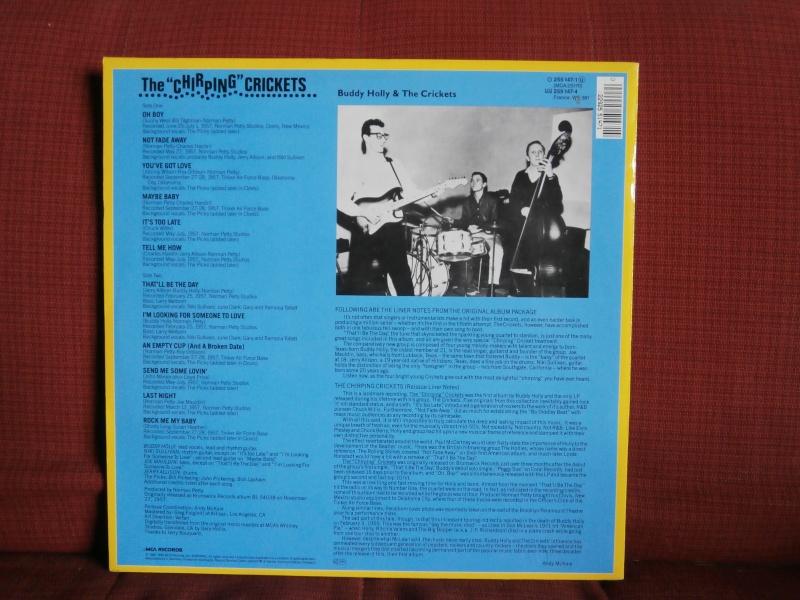 Les albums 33 tours classiques du rock des 1950's et 1960's - Classic Lp's of 1950's and 1960's rock - Page 3 P4010018