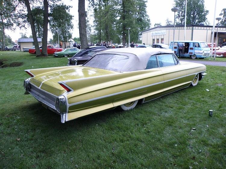 Cadillac 1961 - 1968 Custom & mild custom P6120010