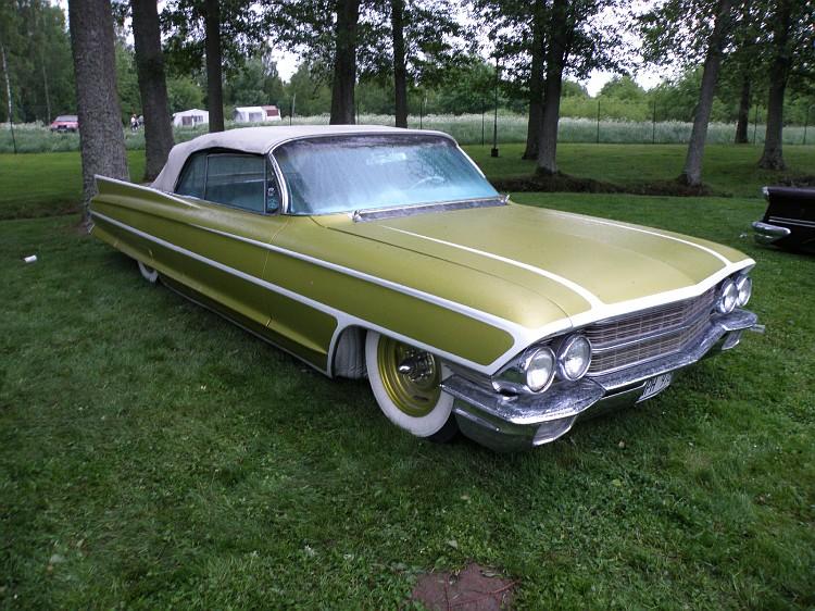 Cadillac 1961 - 1968 Custom & mild custom P6120011
