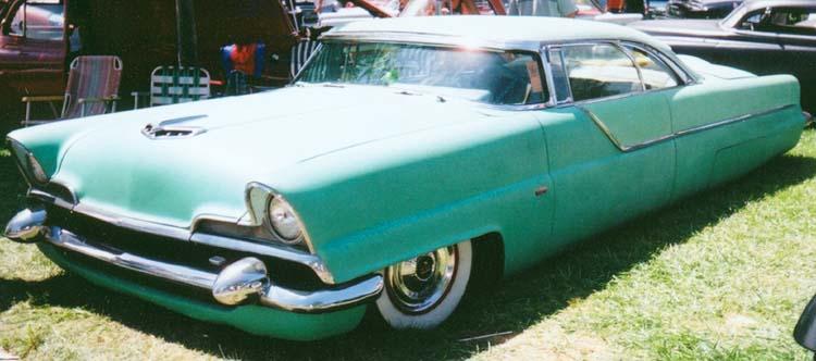 Lincoln 1956 - 1957 custom & mild custom Paso3510