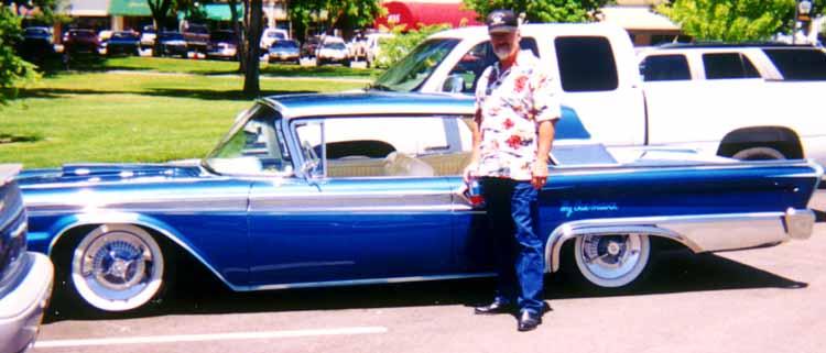 Ford 1959 custom & mild custom Paso3710