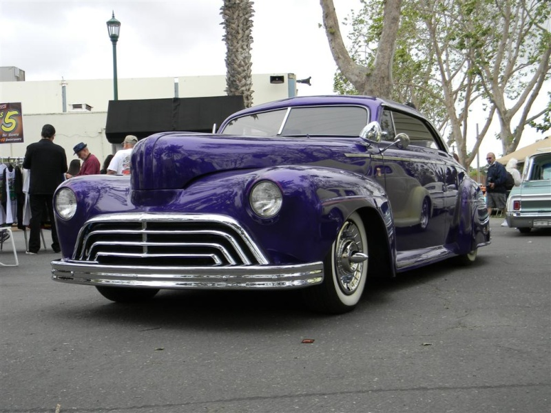 Ford & Mercury 1941 - 1948 customs & mild custom Santa213