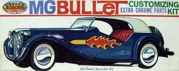 Aurora Hot Rod 1/32 - 1/25 model kit Sfdsre10