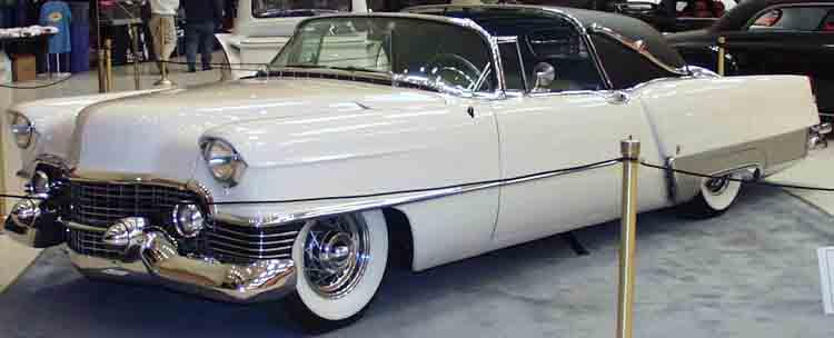 Cadillac 1954 -  1956 custom & mild custom Star3110