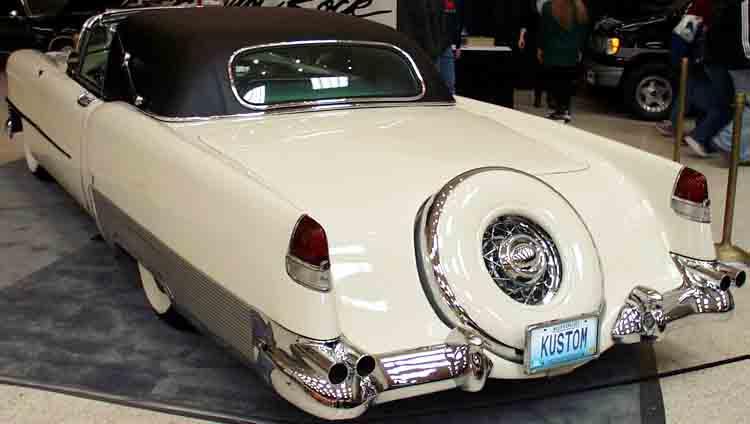 Cadillac 1954 -  1956 custom & mild custom Star3210