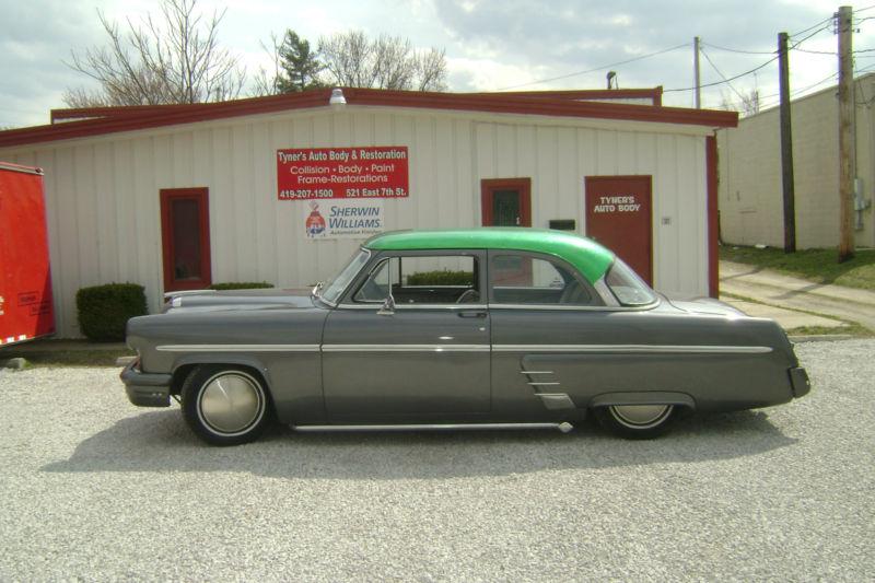 Mercury 1952 - 54 custom & mild custom T2ec1071