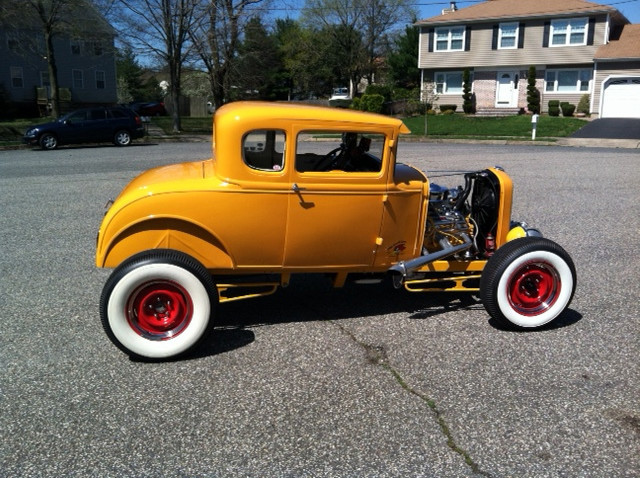 Ford 1931 Hot rod T2ec1086