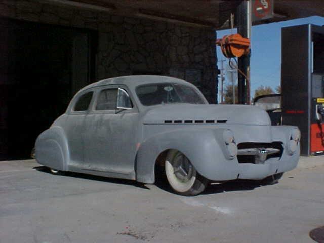 Chevy 1940 - 45 custom & mild custom T2ec1090