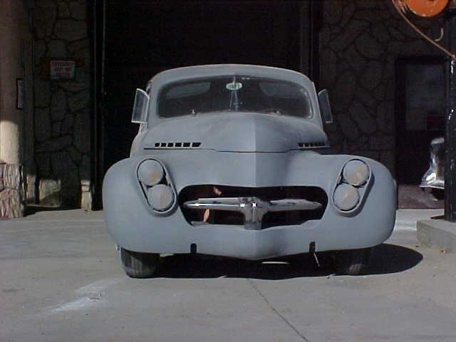 Chevy 1940 - 45 custom & mild custom T2ec1092