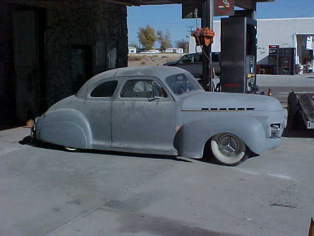 Chevy 1940 - 45 custom & mild custom T2ec1094