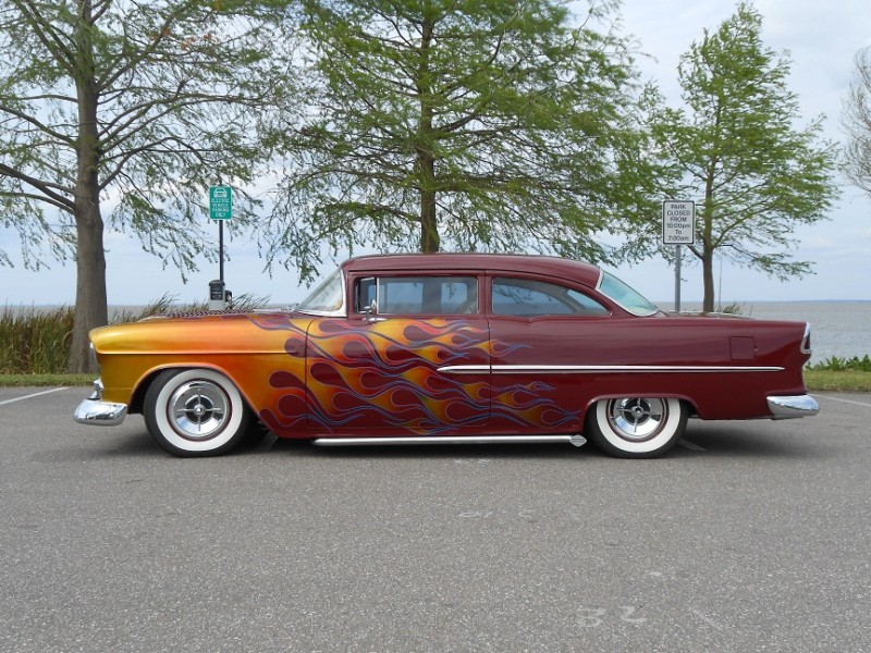 Chevy 1955 custom & mild custom - Page 2 T2ec1112