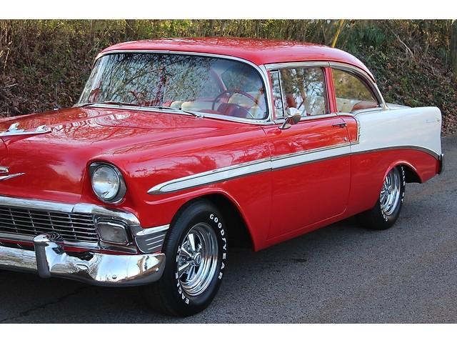 1950's Chevrolet street machine T2ec1184