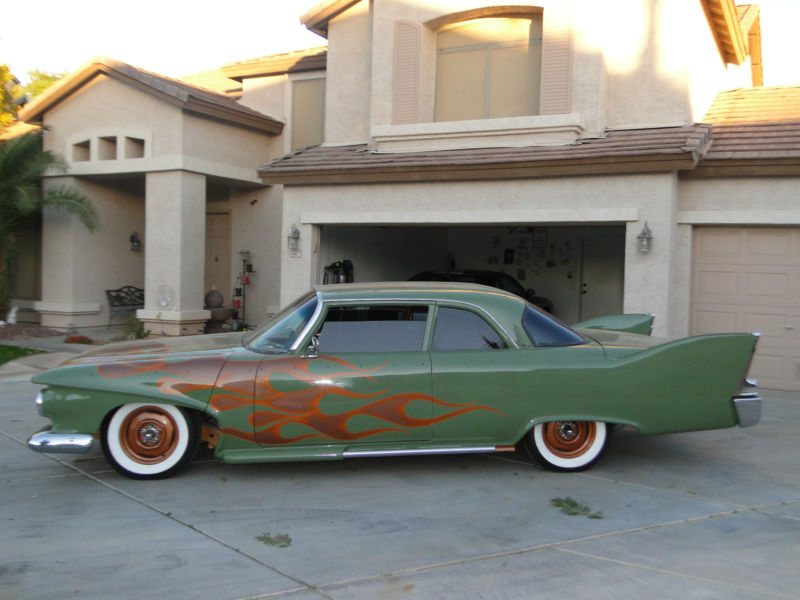 Plymouth 1959 - 61 custom & mild custom T2ec1201