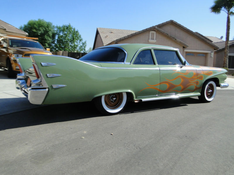 Plymouth 1959 - 61 custom & mild custom T2ec1204