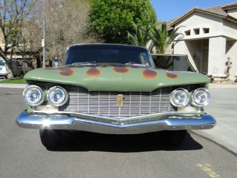 Plymouth 1959 - 61 custom & mild custom T2ec1205