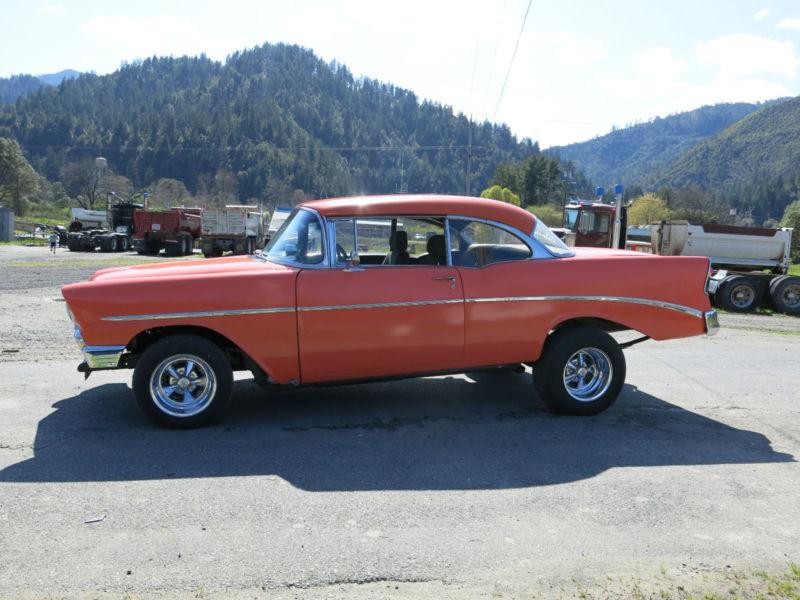 1950's Chevrolet street machine T2ec1233
