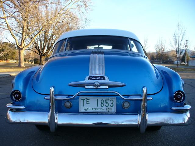 Pontiac 1949 - 54 custom & mild custom T2ec1281