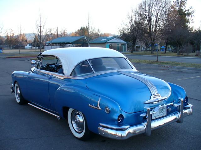Pontiac 1949 - 54 custom & mild custom T2ec1282