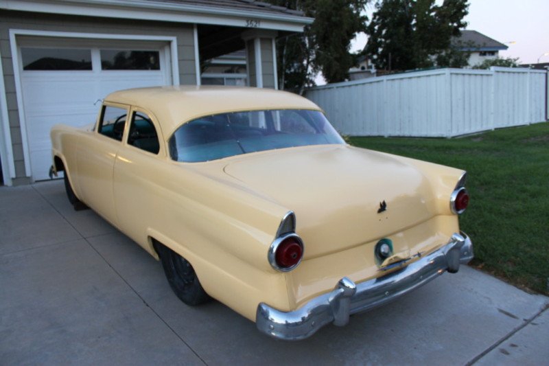 Ford 1955 - 1956 custom & mild custom T2ec1288