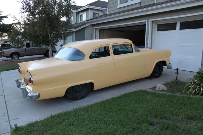 Ford 1955 - 1956 custom & mild custom T2ec1289