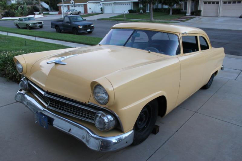 Ford 1955 - 1956 custom & mild custom T2ec1290