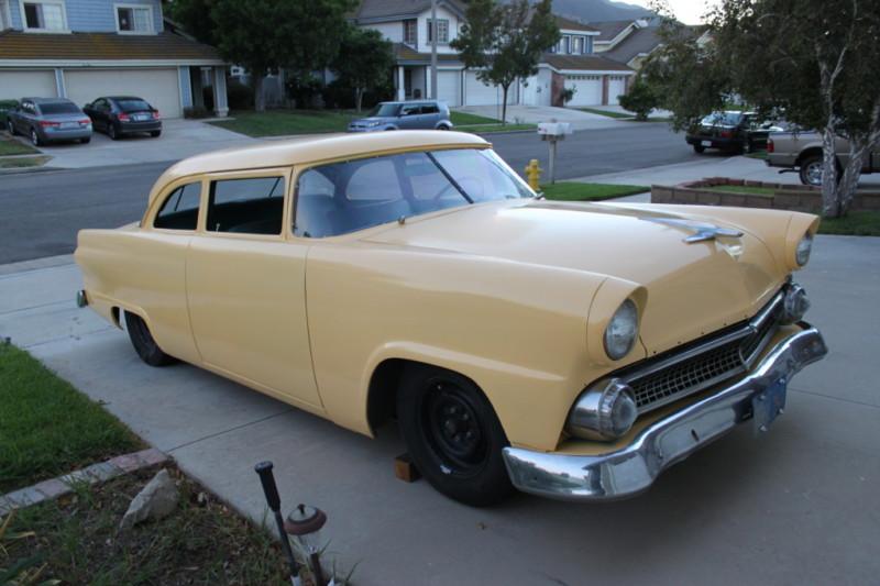 Ford 1955 - 1956 custom & mild custom T2ec1291