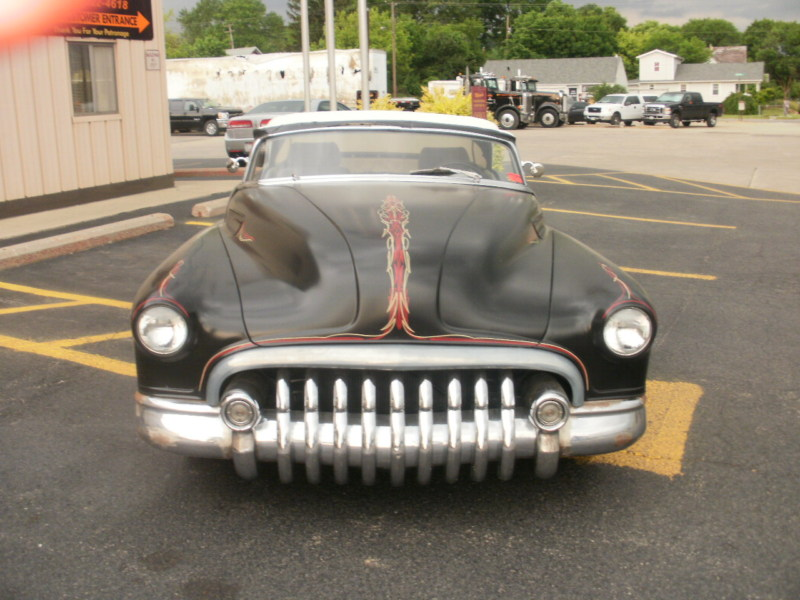 Buick 1950 -  1954 custom and mild custom galerie T2ec1300