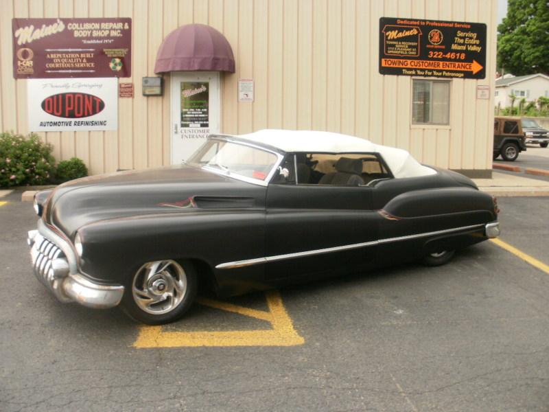 Buick 1950 -  1954 custom and mild custom galerie T2ec1305