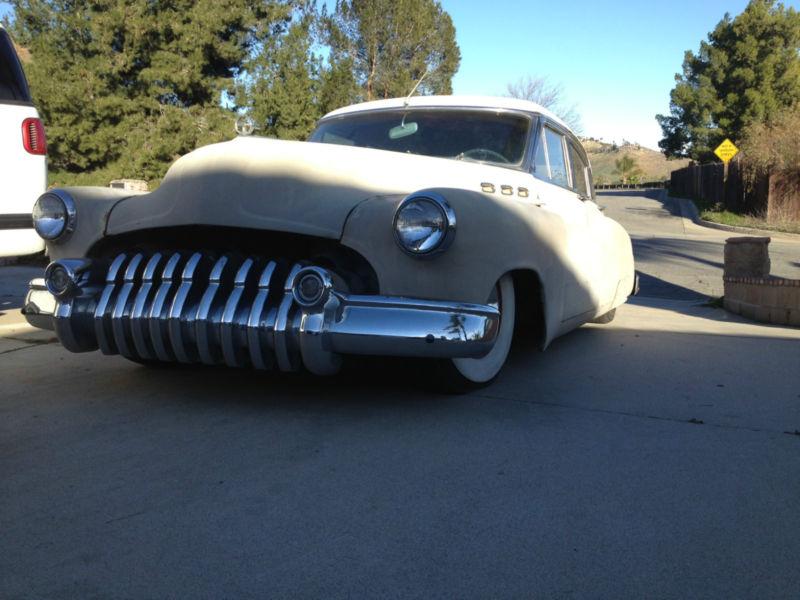 Buick 1950 -  1954 custom and mild custom galerie T2ec1308