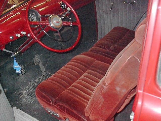 Ford 1949 - 50 - 51 (shoebox) custom & mild custom galerie - Page 3 T2ec1354
