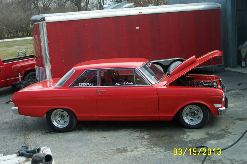 Sixties drag car, Street drag & super stocker T2ec1411