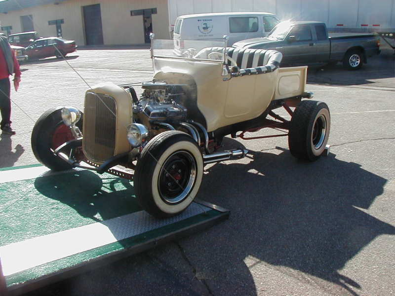 Ford T hot rod (1908 - 1927) - T rod T2ec1459