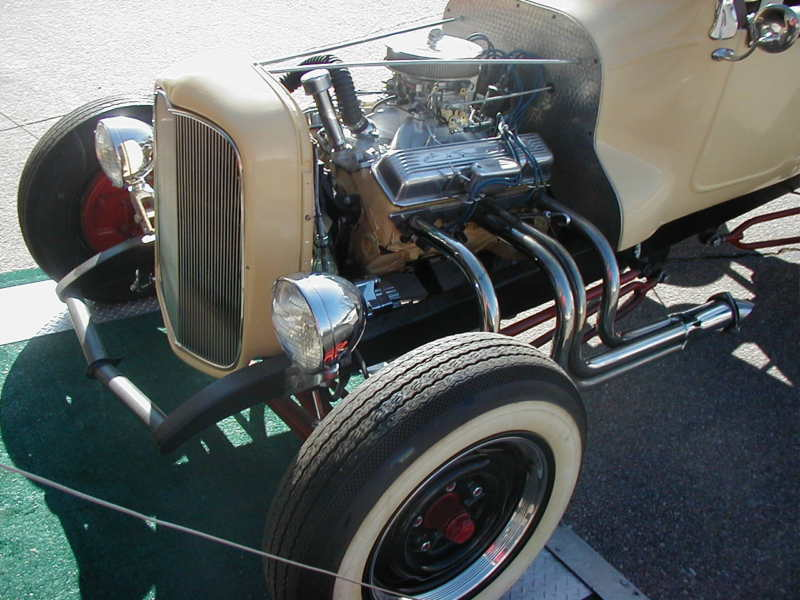 Ford T hot rod (1908 - 1927) - T rod T2ec1463