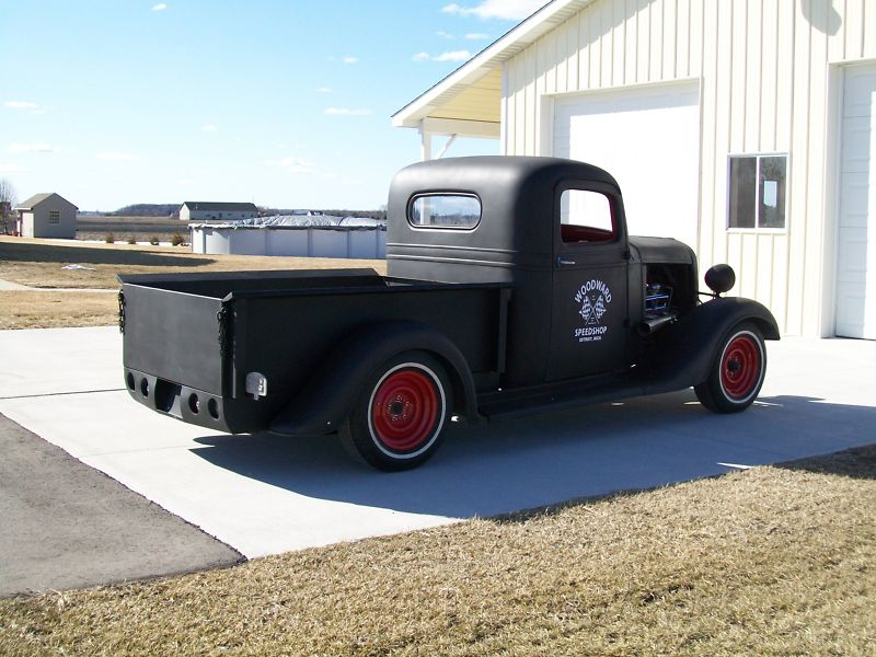 1930's Chevy hot rod T2ec1468