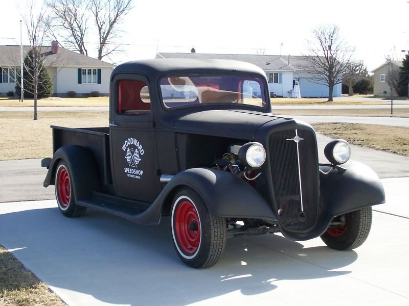 1930's Chevy hot rod T2ec1470