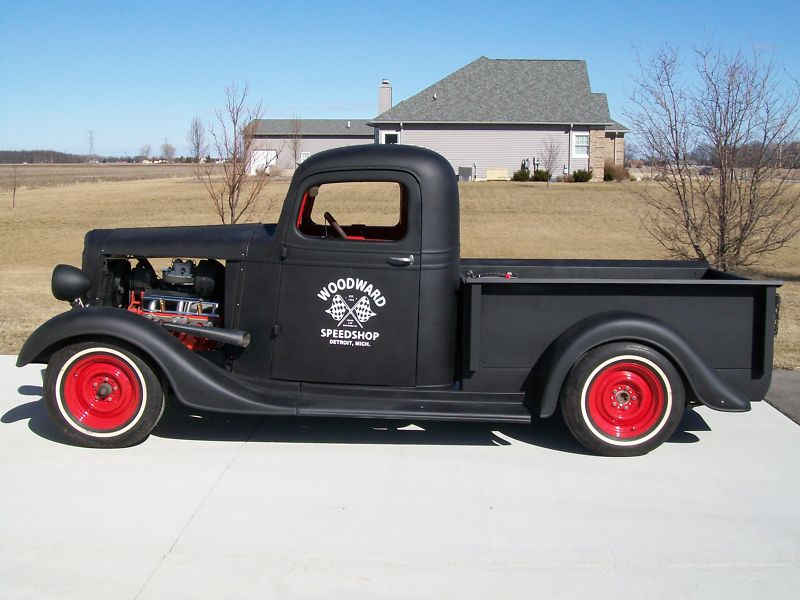 1930's Chevy hot rod T2ec1471