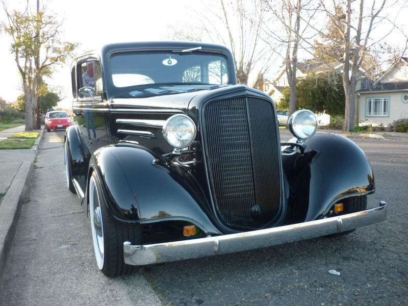 1930's Chevy hot rod T2ec1475