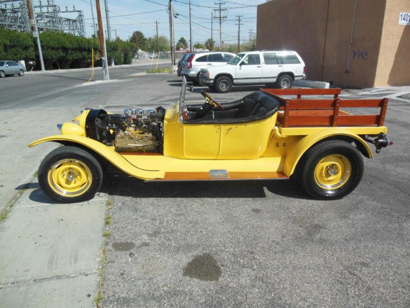 Ford T hot rod (1908 - 1927) - T rod T2ec1480