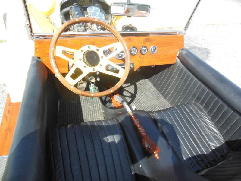 Ford T hot rod (1908 - 1927) - T rod T2ec1481