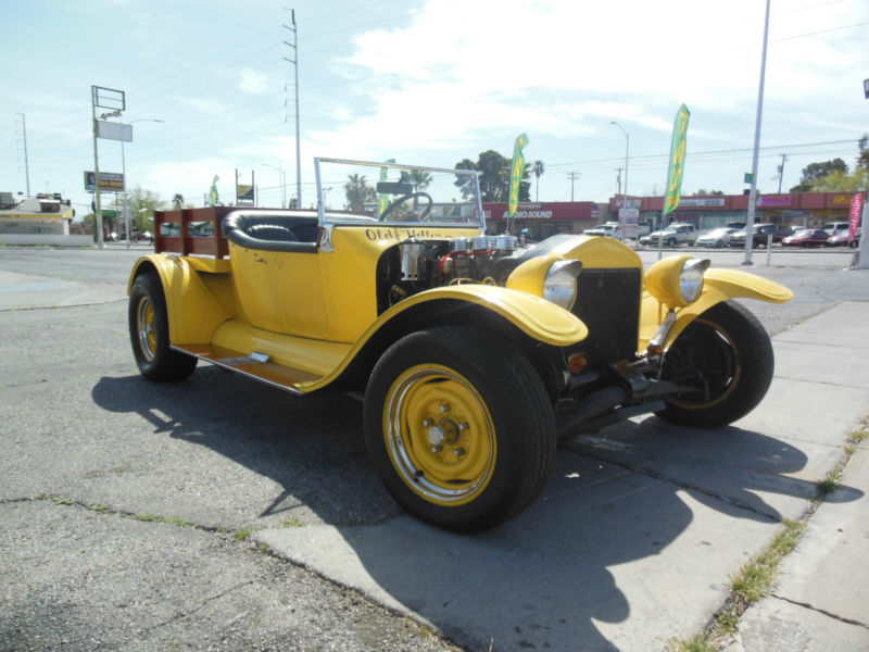 Ford T hot rod (1908 - 1927) - T rod T2ec1482