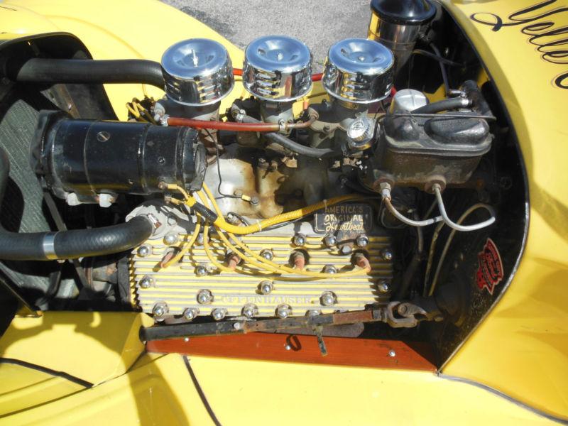 Ford T hot rod (1908 - 1927) - T rod T2ec1483