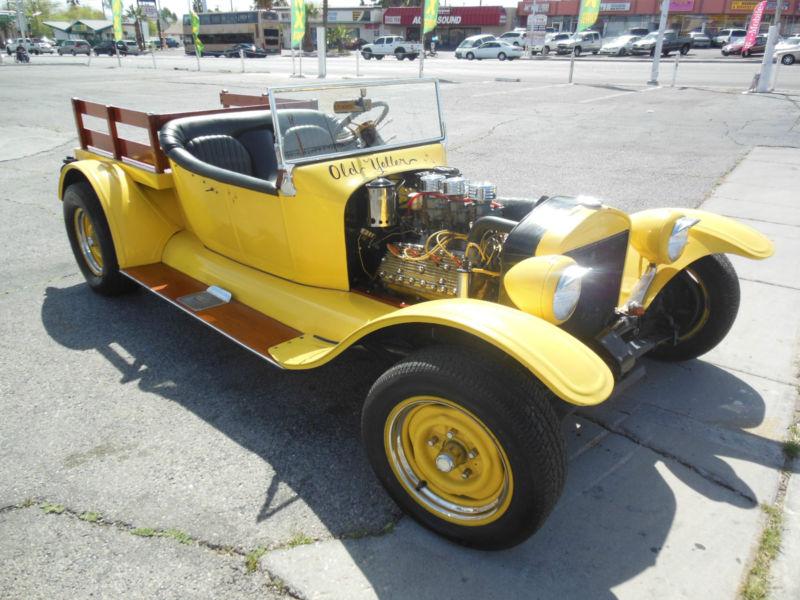 Ford T hot rod (1908 - 1927) - T rod T2ec1484