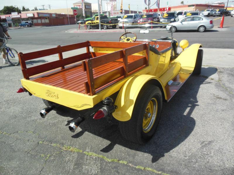Ford T hot rod (1908 - 1927) - T rod T2ec1485