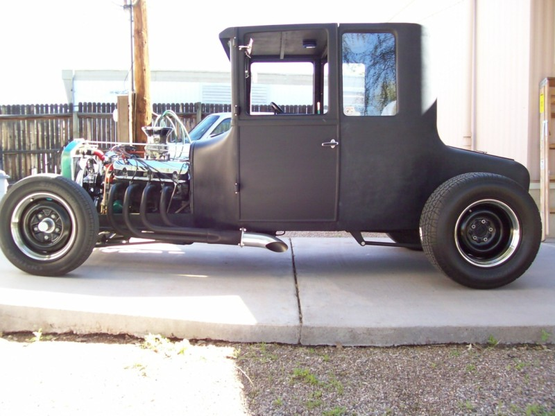 Ford T hot rod (1908 - 1927) - T rod T2ec1499
