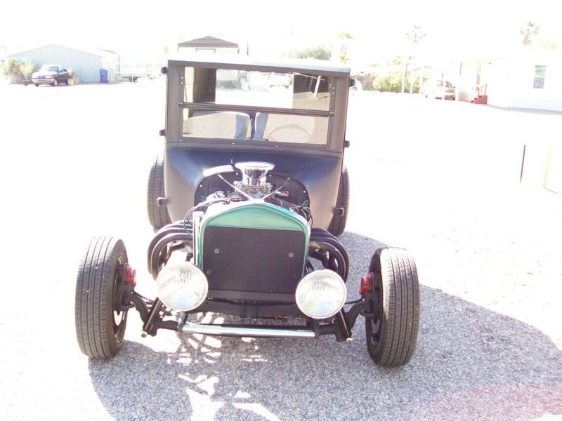Ford T hot rod (1908 - 1927) - T rod T2ec1501