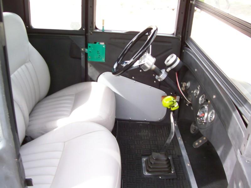 Ford T hot rod (1908 - 1927) - T rod T2ec1503
