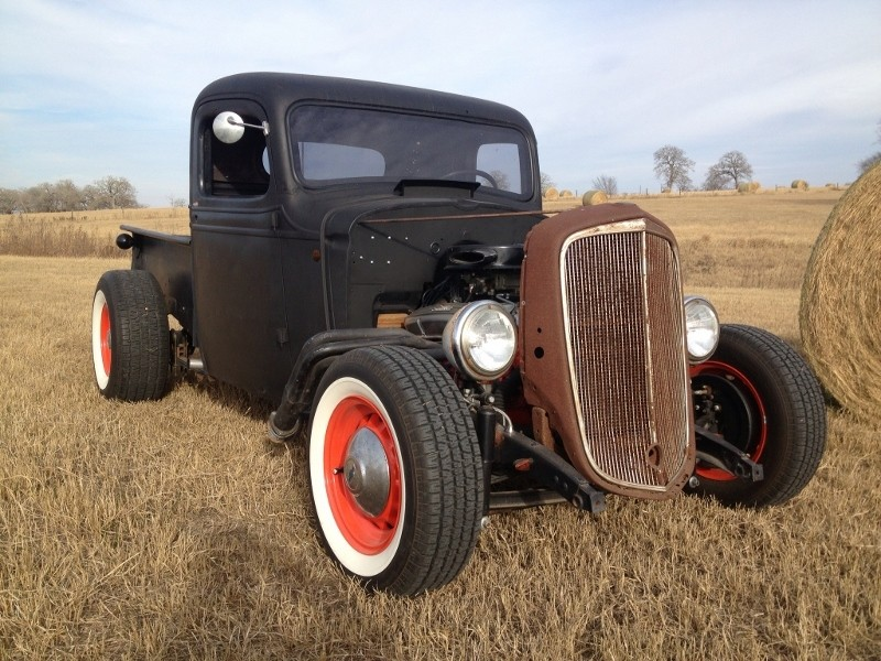 1930's Chevy hot rod T2ec1504